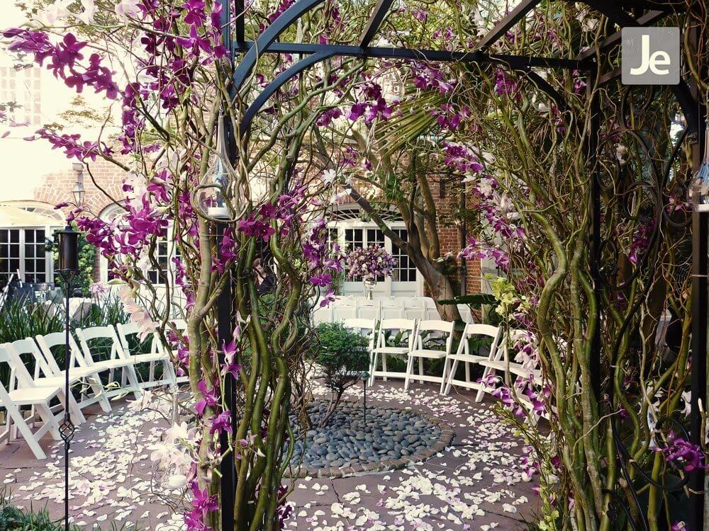 cafe amelie small wedding venue new orleans
