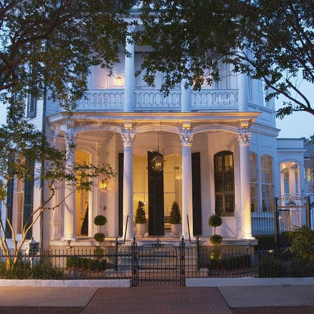 melrose mansion small wedding venue new orleans