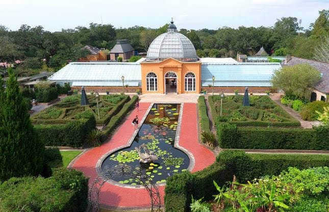 the conservatory at new orleans city park small wedding venue new orleans